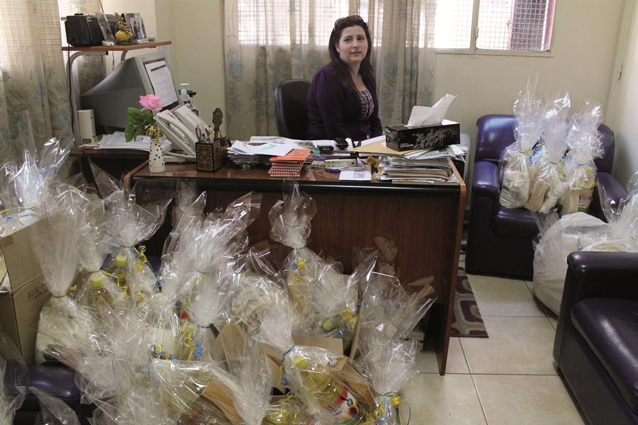 Emergency Relief Assistance Office for Syrian Armenian Families